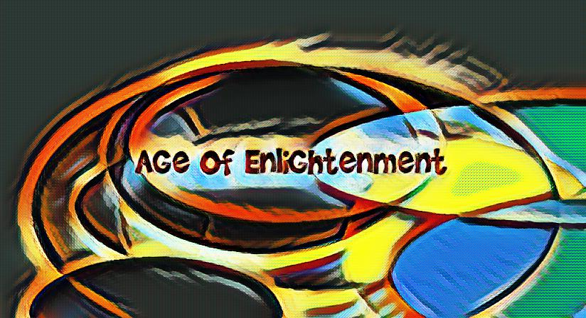 What is the age of enlightenment?